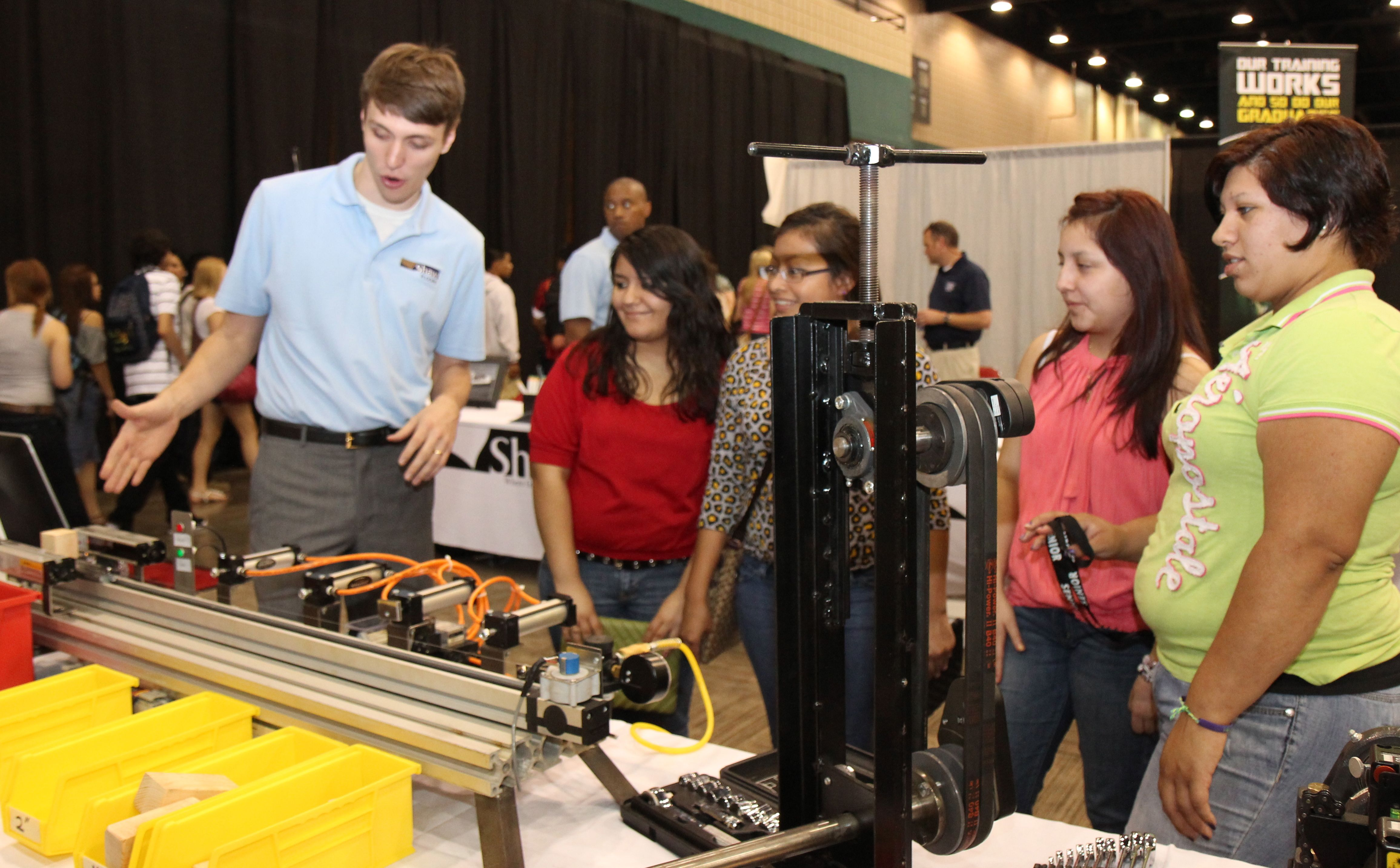 Dalton Students Participate In Regional College And Career