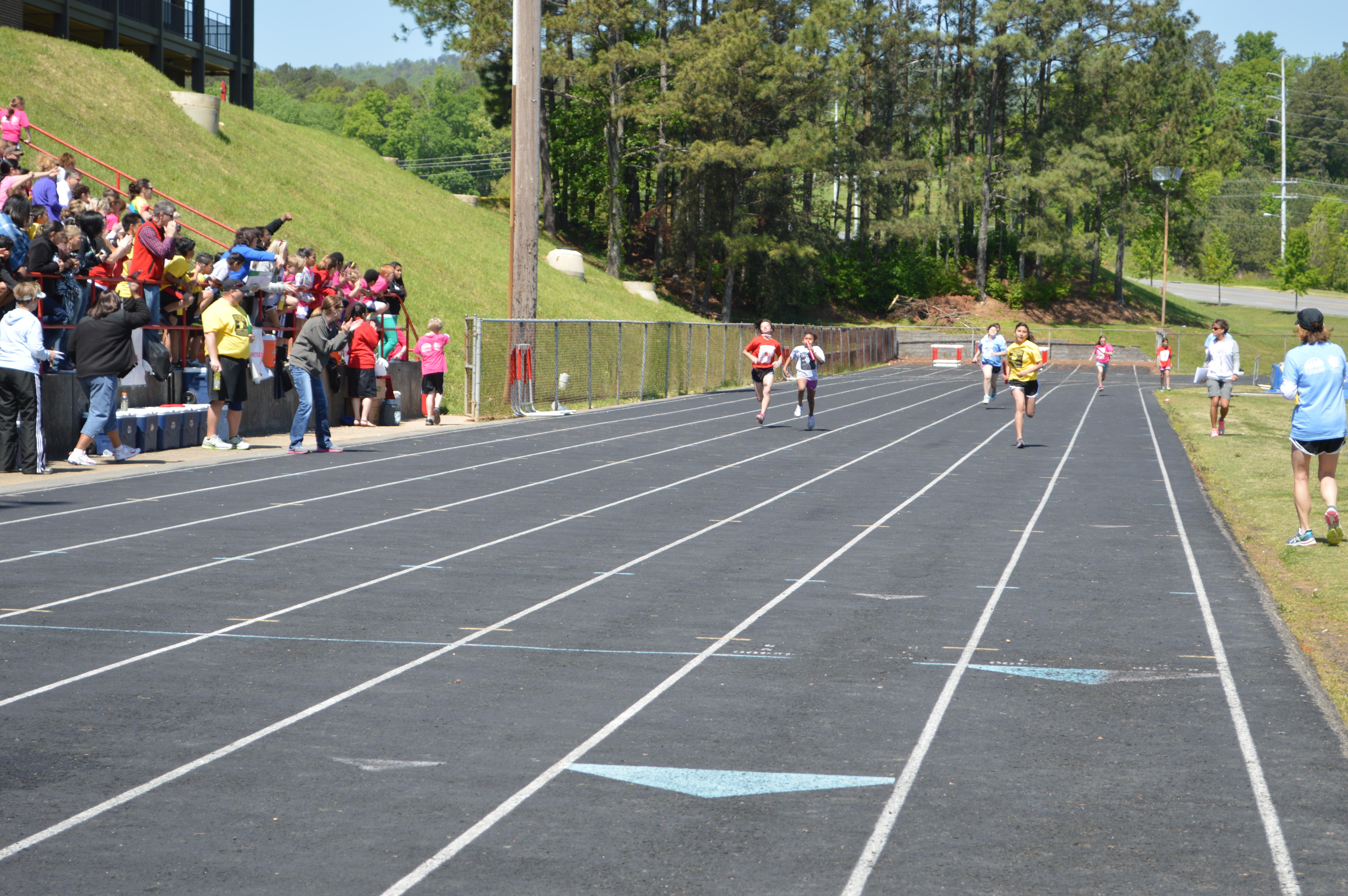 hogoheegee district track meet