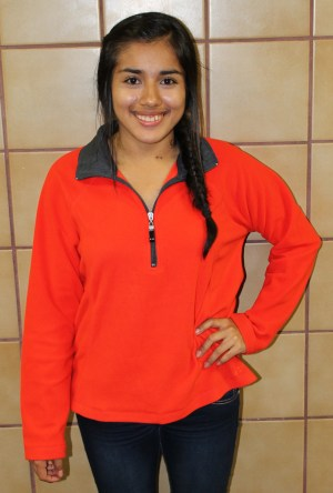 Dalton High's Gaby Espitia is one of the 1,000 recipients of the Gates Millennium Scholarship.