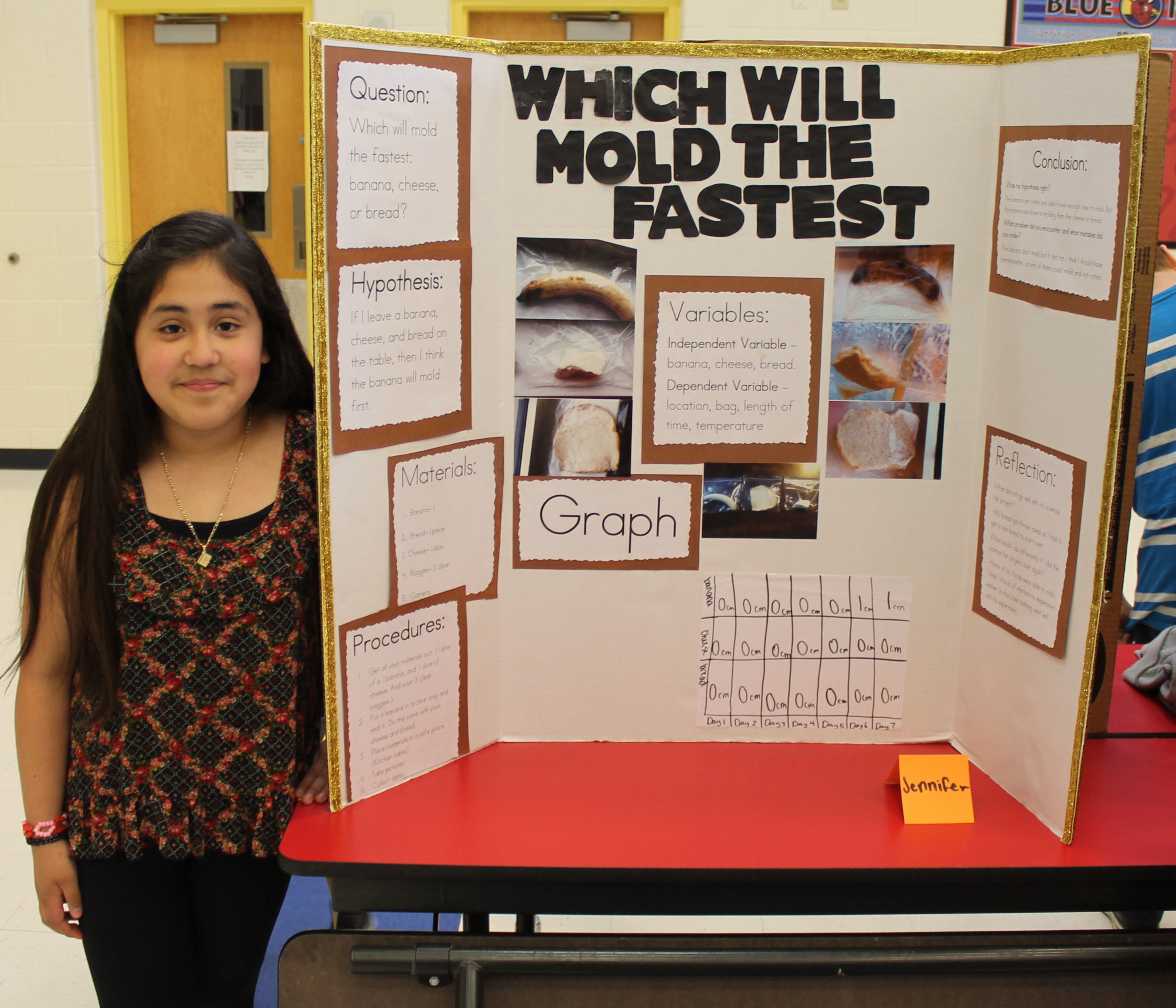 easy 4th grade science fair projects