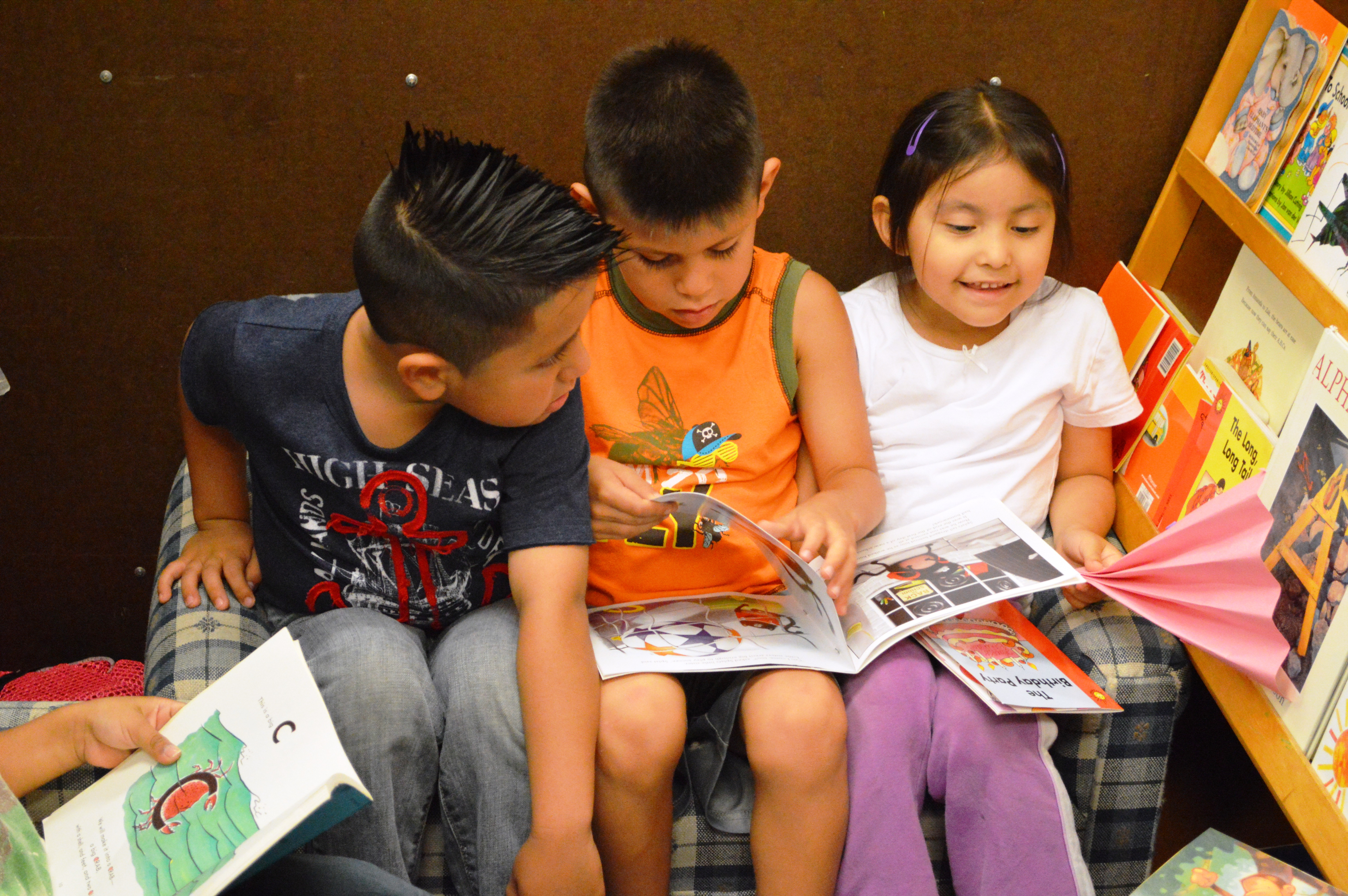 Kinder Garden: Summer Transition Students Ready For Kindergarten