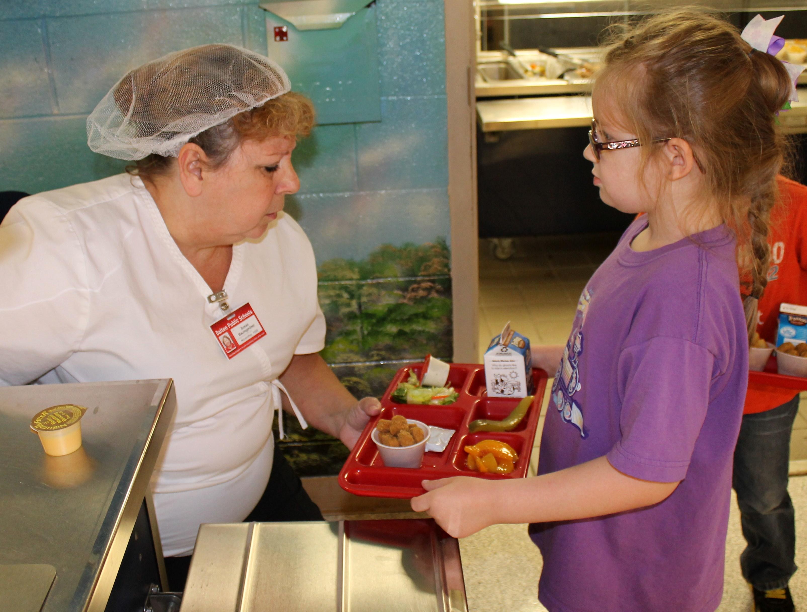 national school cafeteria workers week | just b.CAUSE