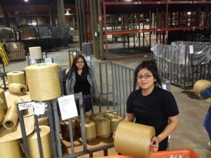 Rosa Tomas & Ana Orellana work at Beaulieu as part of the Great Promise Partnership.