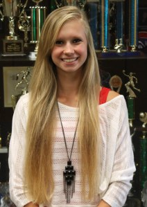 Sarah Knox attended Girls State in Statesboro.